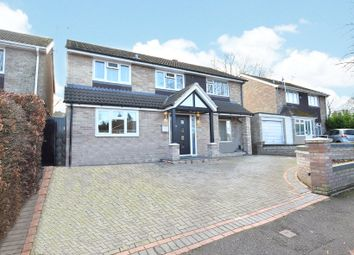 Thumbnail 4 bed detached house for sale in Trevelyan, Bracknell, Berkshire