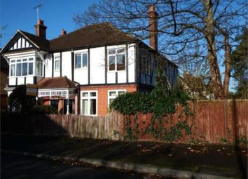 Thumbnail 2 bed flat to rent in Tudor Court, Church Road West, Farnborough