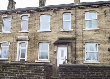 Thumbnail 3 bed terraced house to rent in Thornhill Road, Rastrick, Brighouse