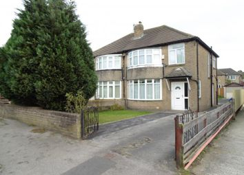 Thumbnail 3 bed semi-detached house to rent in Carr Manor Road, Moortown, Leeds