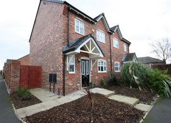 Thumbnail 3 bed semi-detached house to rent in Marymount Close, Wallasey