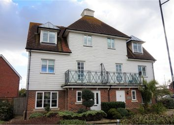 Thumbnail 3 bed semi-detached house for sale in The Avenue, Chatham