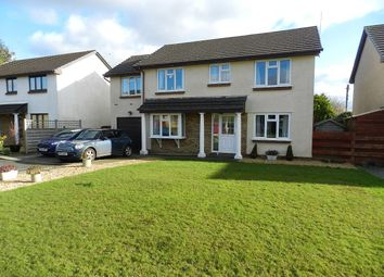 Thumbnail 4 bed detached house for sale in Heritage Park, Haverfordwest, Pembrokeshire