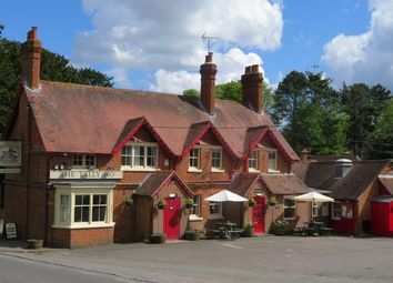 Thumbnail Pub/bar for sale in West Berkshire Country Free House RG17, Hungerford Newtown, West Berkshire