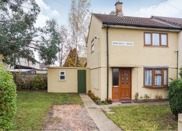 Thumbnail 2 bed end terrace house for sale in Bewcastle Grove, Mowmacre Hill