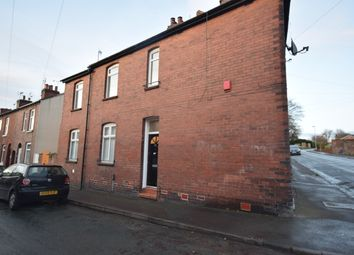 Thumbnail 2 bedroom end terrace house to rent in Freehold Street, Newcastle-Under-Lyme
