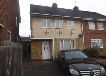 Thumbnail 3 bed semi-detached house to rent in Billingsley Road, Sheldon, Birmingham