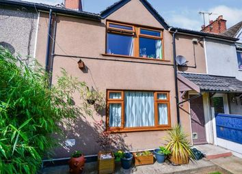 Thumbnail 3 bed terraced house for sale in Fourth Avenue, Forest Town, Mansfield, Notts