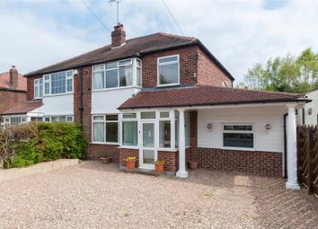 Thumbnail 4 bed semi-detached house for sale in Cookridge, Avenue