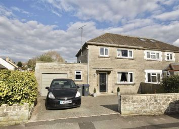 Thumbnail 3 bed semi-detached house for sale in Elmwood, Chippenham, Wiltshire