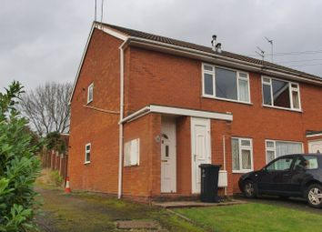 Thumbnail 1 bedroom flat to rent in Sandstone Close, Lower Gornal, Dudley