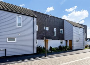 Thumbnail 3 bed terraced house for sale in Darcy Close, London