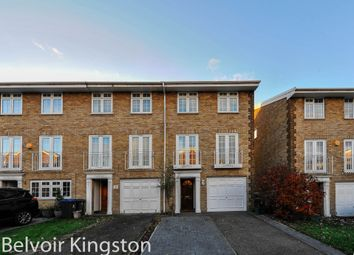 Thumbnail 4 bedroom town house to rent in Selsdon Closs, Surbiton