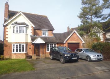 Thumbnail 4 bed detached house to rent in Whitehead Way, Aylesbury