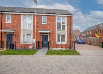 Thumbnail 3 bed end terrace house for sale in Vendeen Crescent, Worcester