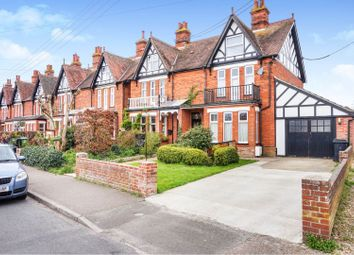 Thumbnail 4 bed semi-detached house for sale in Station Road, Harleston