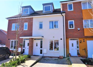 Thumbnail 3 bed town house for sale in Wylie Gardens, Everest Park, Basingstoke