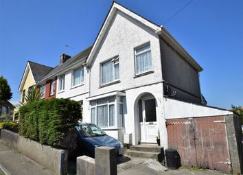 Thumbnail 3 bed semi-detached house for sale in Dracaena Place, Falmouth
