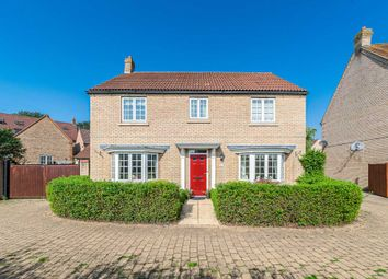 4 bed detached house for sale in Bywell Court, Kingsmead, Milton Keynes MK4