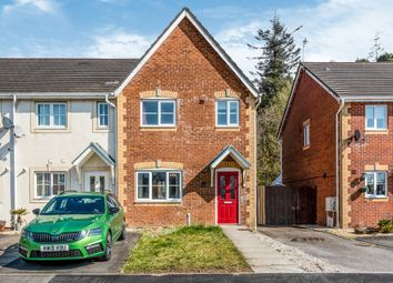 Thumbnail 3 bed end terrace house for sale in Tro Tircoed, Tircoed Forest Village, Swansea