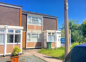 Thumbnail 1 bedroom flat for sale in St Lukes Road, Wednesbury