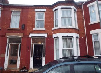 Thumbnail 3 bed terraced house for sale in Callander Road, Liverpool, Merseyside