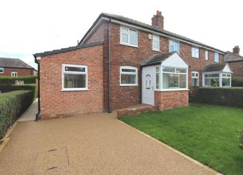 Thumbnail 3 bed semi-detached house for sale in Oak Road, Cheadle, Cheshire, .