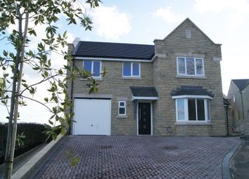 Thumbnail 4 bed detached house for sale in The Keep, Tarry Fields Court, Crich, Derbyshire