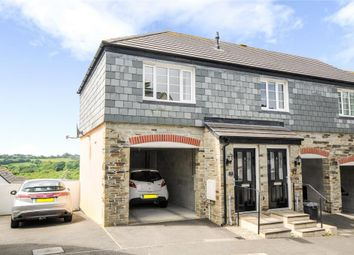 Thumbnail 2 bed flat for sale in Lowen Bre, Gloweth, Truro
