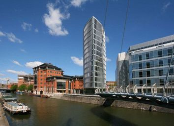 Thumbnail 1 bed flat to rent in Glass Wharf, Temple Quay, Bristol