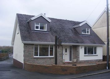 Thumbnail 4 bed detached house to rent in Bethesda Road, Tumble, Tumble, Carmarthenshire