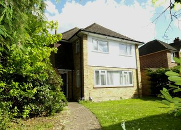 Thumbnail 4 bed detached house for sale in Chobham Road, Knaphill, Woking
