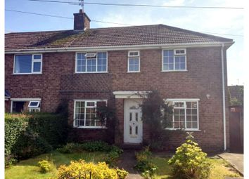 Thumbnail 3 bed semi-detached house to rent in Ridgefield Road, Wirral