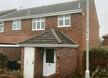 Thumbnail 3 bed end terrace house to rent in Buccaneers Close, Christchurch