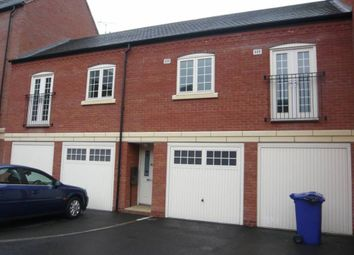 Thumbnail 2 bed flat to rent in Evershed Way, Burton-On-Trent