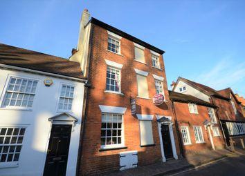 Thumbnail 5 bed terraced house for sale in Park Row, Farnham, Surrey