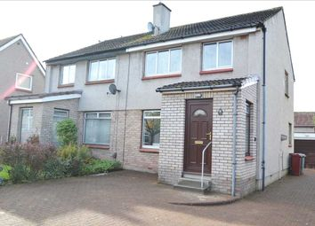 Thumbnail 3 bed semi-detached house for sale in Dungavel Gardens, Hamilton