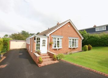 Thumbnail 3 bed detached bungalow for sale in Fellside, Ponteland, Newcastle Upon Tyne