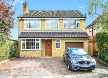 Thumbnail 4 bed detached house for sale in The Gardens, Watford, Hertfordshire