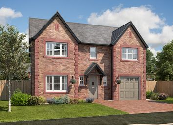 "Thumbnail 4 bedroom detached house for sale in ""Balmoral"" at Clifton, Penrith"