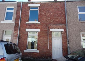 Thumbnail 2 bedroom terraced house for sale in Aldborough Street, Blyth