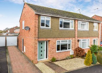 Thumbnail 3 bed semi-detached house for sale in Holliers Close, Thame