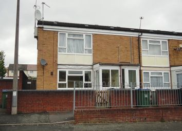 Thumbnail 1 bedroom maisonette for sale in Allen Close, Great Barr, Birmingham, West Midlands