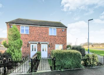 Thumbnail 2 bed semi-detached house for sale in Chapel Street, Bishop Auckland