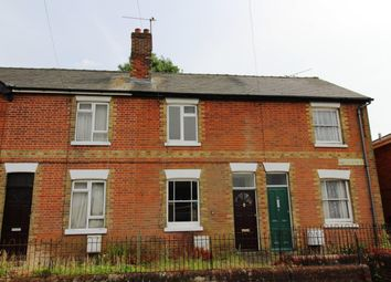 Thumbnail 2 bed terraced house for sale in Southern Road, Basingstoke