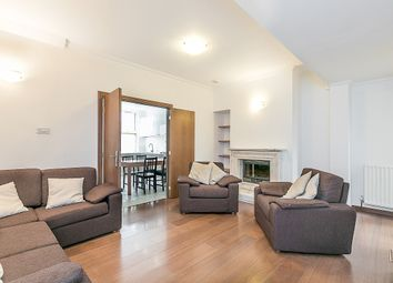 Thumbnail 4 bed flat to rent in Racton Road, London