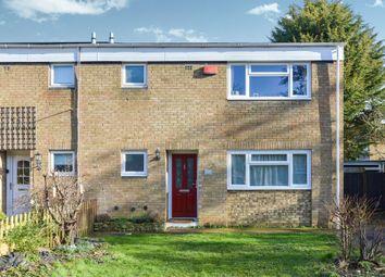 Thumbnail 3 bed semi-detached house for sale in Stotfold Court, Stony Stratford, Milton Keynes