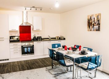 Thumbnail 1 bed flat to rent in Victoria Court, Victoria Street, West Bromwich