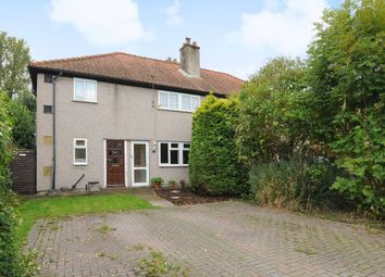 Thumbnail 2 bed maisonette for sale in The Flats, Wiltshire Lane, Pinner