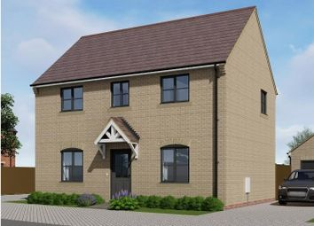 Thumbnail 3 bed detached house for sale in Exchange Court, Cottingham Road, Corby